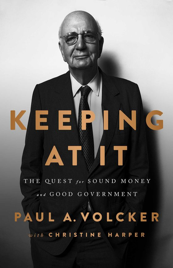 Volcker Recalls Another Time the Fed Was in the President's Crosshairs