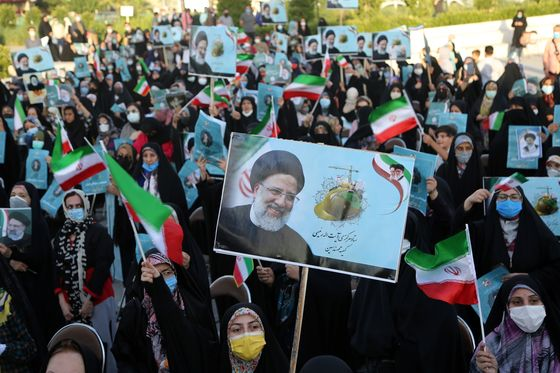 Iran's Gamble on Hardline President Narrows Nuclear-Deal Window