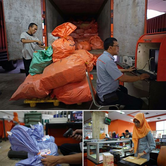 Think Your Postal Service Has Problems? Try Delivering to 18,000 Far-Flung Islands