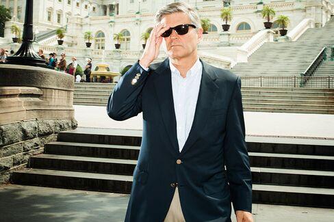 Steve Case's Second Life as D.C.'s Favorite Businessman