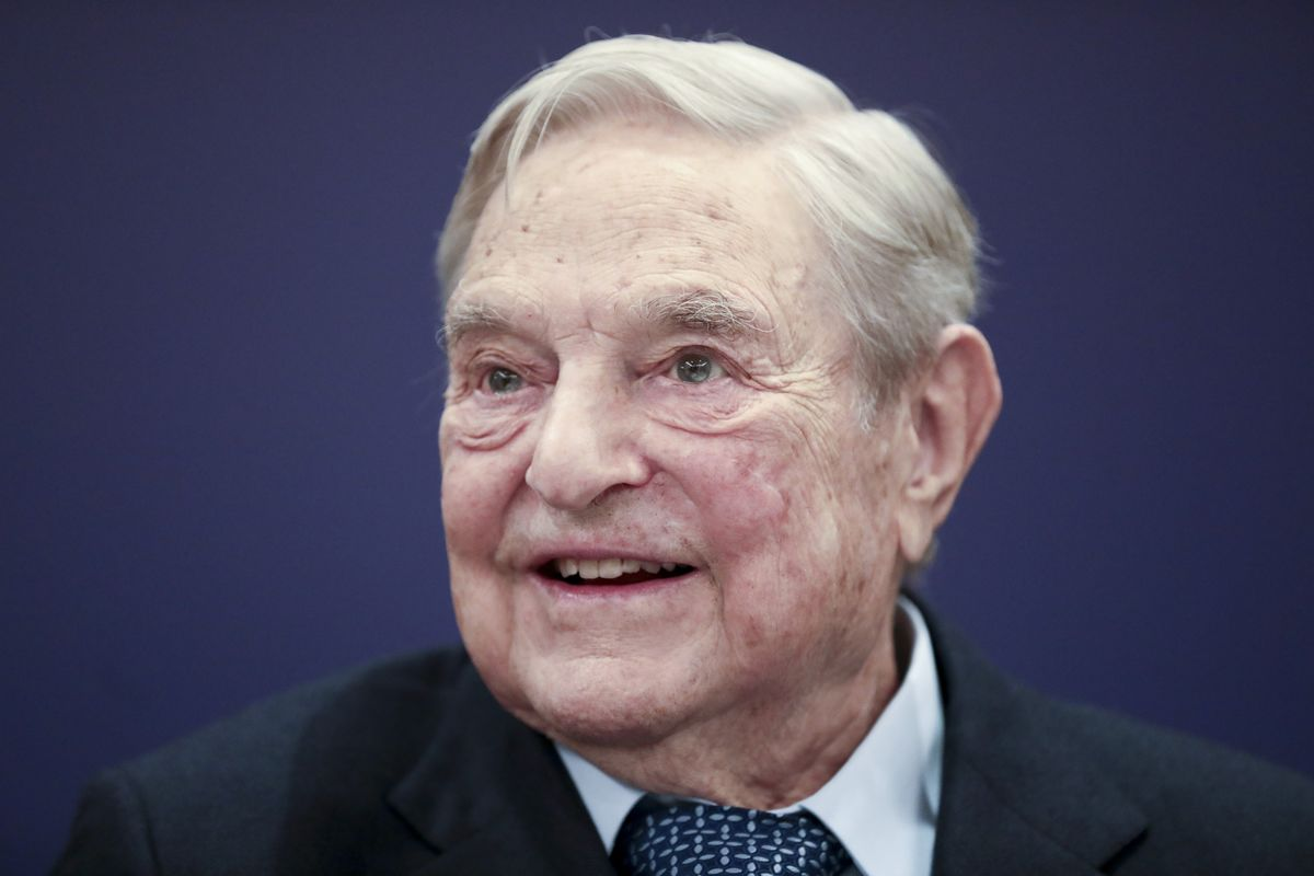 Soros Fund Moves Away From Strategy That Made George Soros