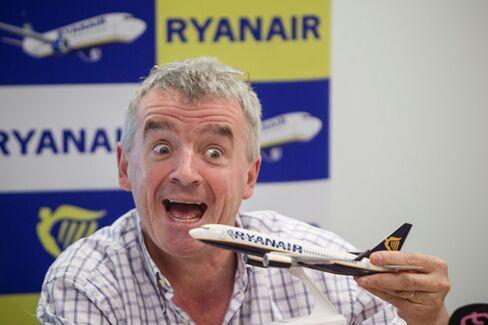 Ryanair's CEO Still Dreams of the $10 Transatlantic Flight