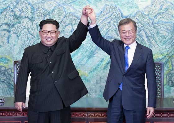 South Korea's Moon Says It's Time for Another Summit With Kim