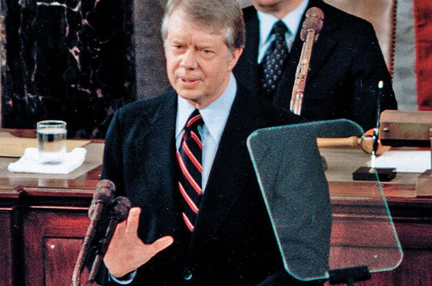 Jimmy Carter, 1979