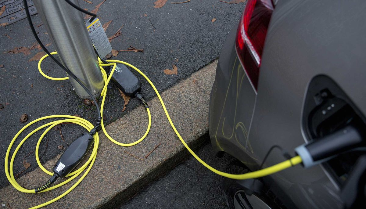 Big Oil Just Woke Up To Threat Of Rising Electric Car Demand Bloomberg Sink Electrical Plans Things System
