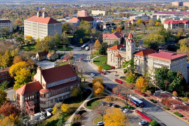 Best College ROI: Kansas