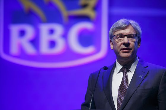 Amazon, Google Forays Into Banking Seen as Threat by RBC's CEO