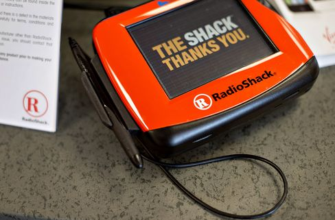 RadioShack Credit Swaps Surge to Record After Unexpected Loss
