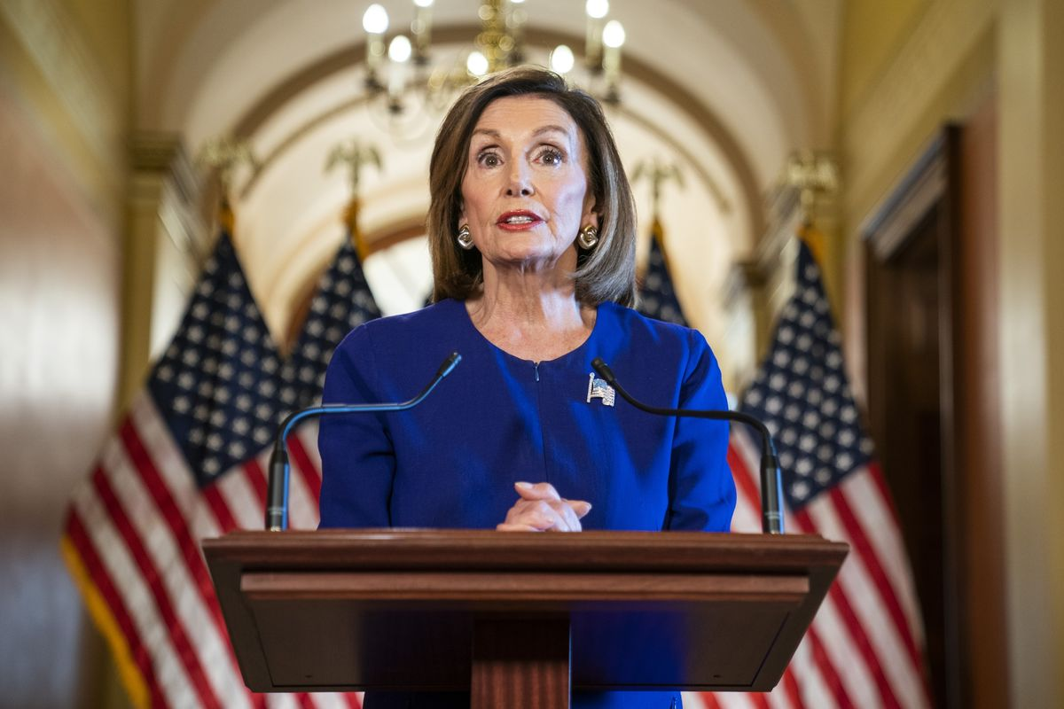Pelosi's Need for Speed on Impeachment Makes Court Help Unlikely