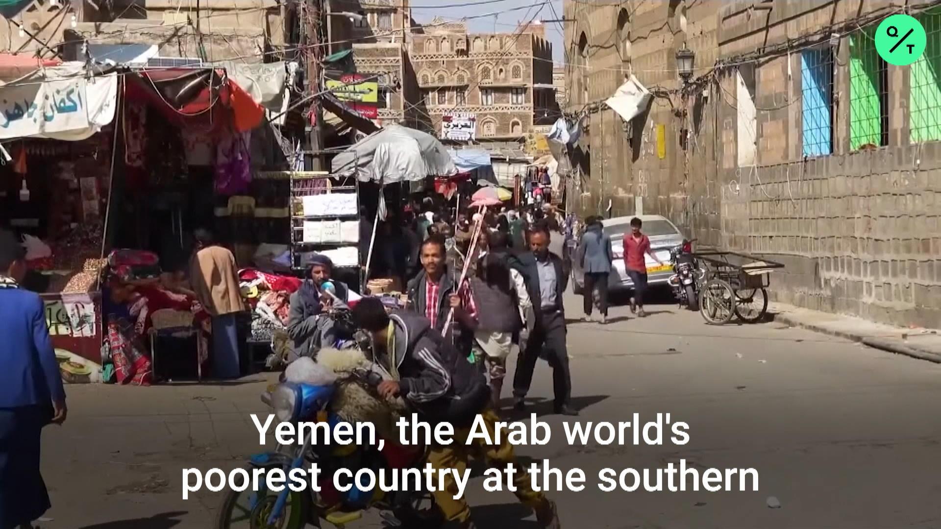 Yemen's Qat Addiction