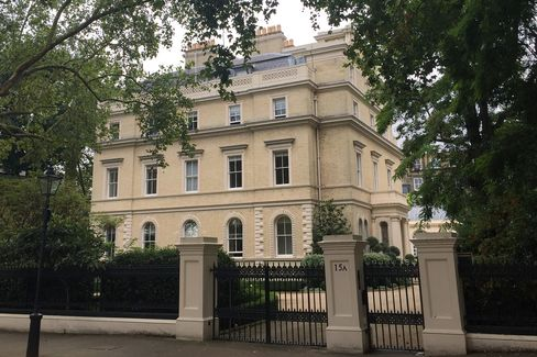 London 'Billionaires Row' Home Said to Sell for $132 Million
