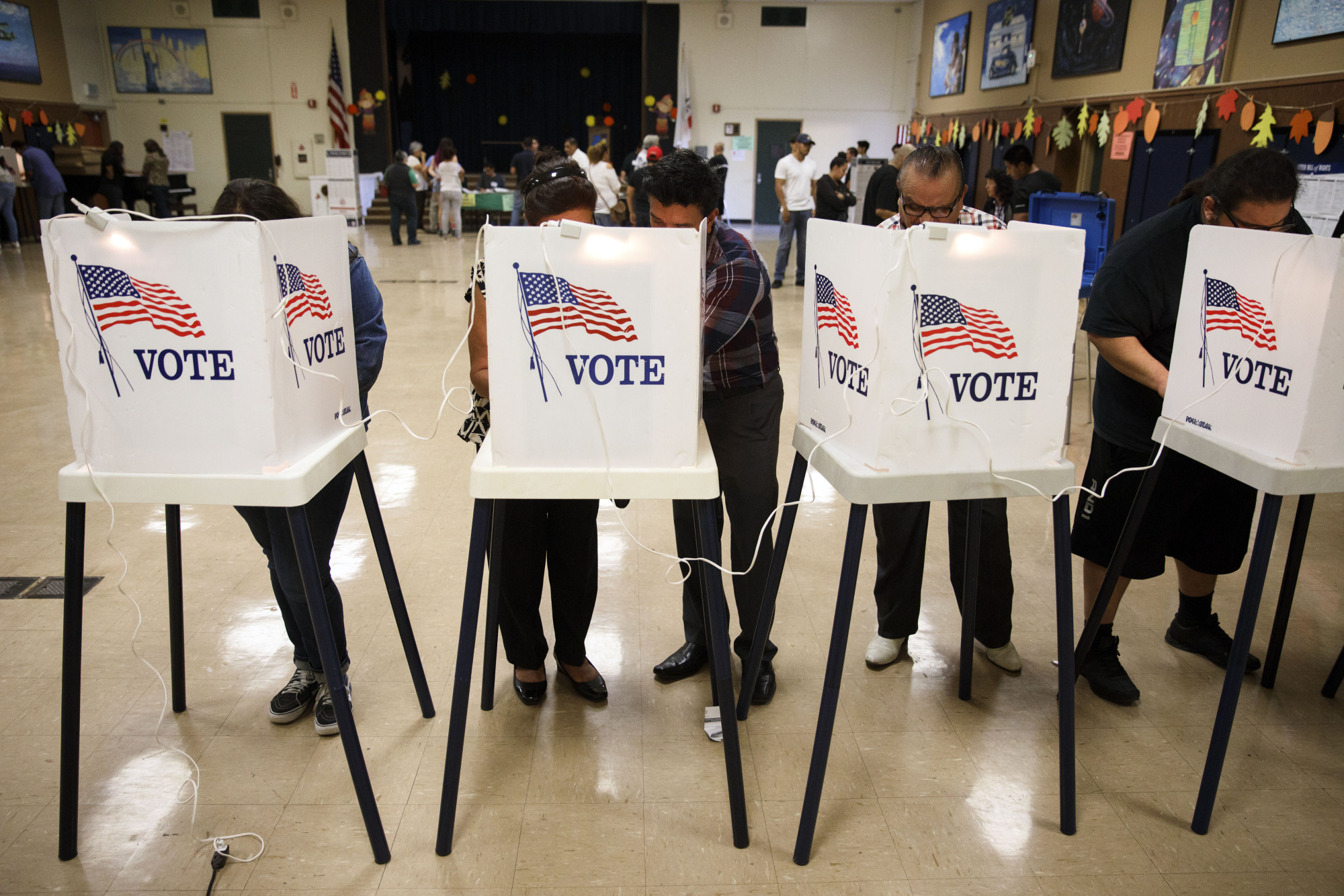 State Election Systems Increasingly at Risk for Cyberattacks