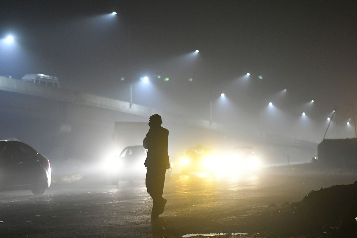 Air Pollution Killed More Than 7 Million People in 2012 images