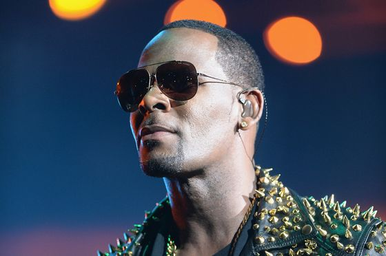 R. Kelly Charged With Aggravated Sexual Abuse of Minors