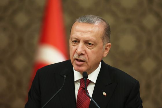 Erdogan Lashing Out Leaves Little Room to End Turkey's Crisis Quickly