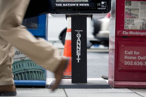 Gannett to Split Into 2 Publicly Traded Companies, Buys Cars.com