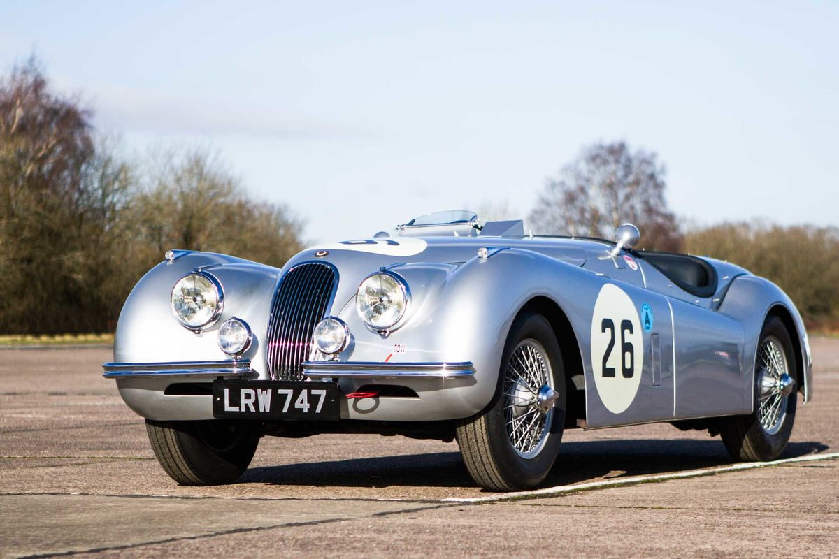 A Jaguar XK 120 Is a Good Investment for Vintage Car Lovers ...