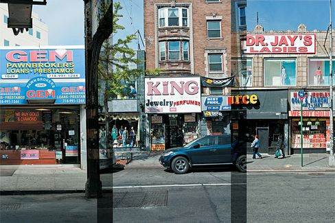 Bank Branches Disappear From Poor Neighborhoods Like Longwood, Bronx