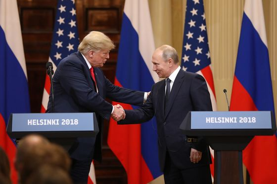 TrumpFeeds Summit Uproar With Plans for Another Putin Meeting