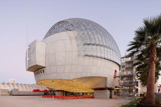 Hollywood's New Movie Museum Is Ready for Its Close-Up