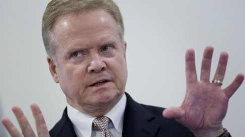 Former Senator Jim Webb Gives Foreign Policy Speech At George Mason University