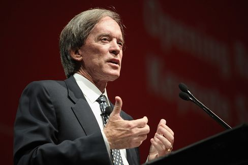 Pacific Investment Management Co. Fund Manager Bill Gross