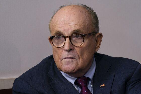 Rudy Giuliani Files Sealed Response to FBI Seizure of Devices