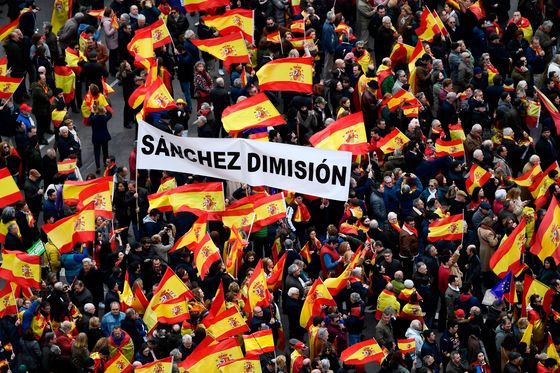 Catalan Crisis Still Shapes Spain as Separatist Trial Begins
