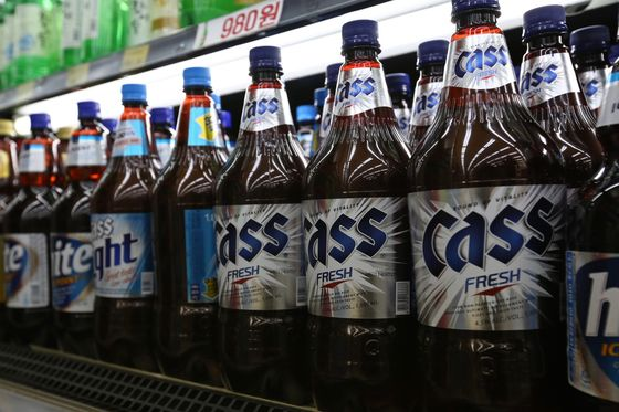 Anheuser-Busch InBev Soars on Possible IPO of Asian Business