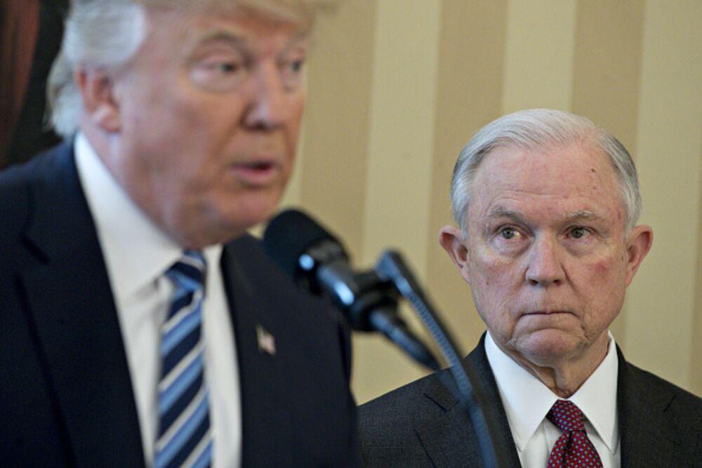 Trump Barrels Down a Road of No Return