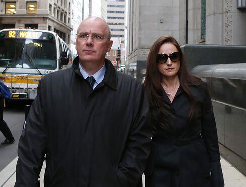 MA: Irish Bank Chief David Drumm Leaves Bankruptcy Court In Boston