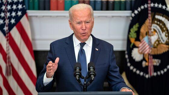 Biden Says U.S. Has Expanded Evacuation Efforts at Kabul Airport