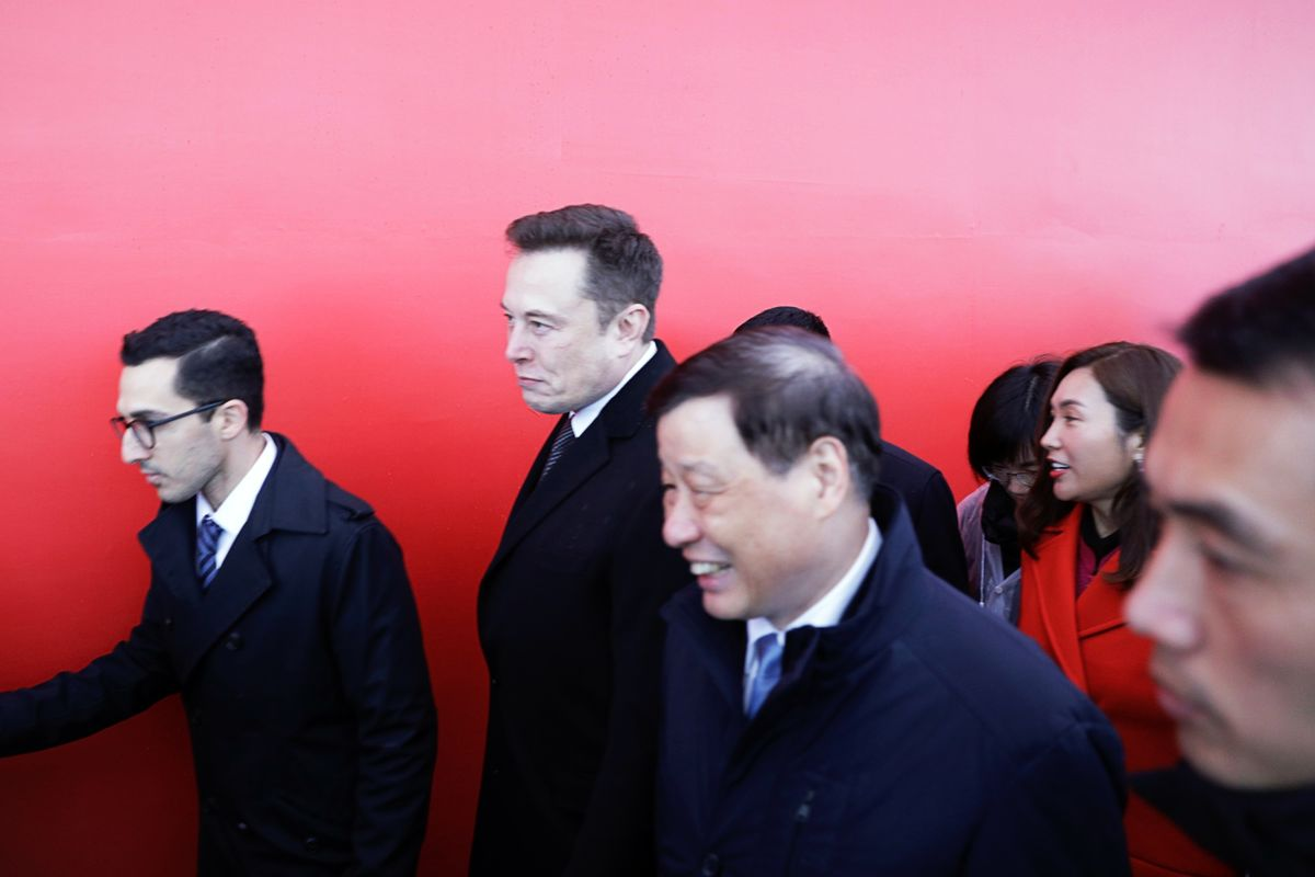 Everybody Wants to Be the Next Elon Musk (at Least in China)