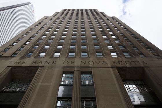 Toronto Tower Gets Rare Top-Floor Vacancy as Scotia Opts Out