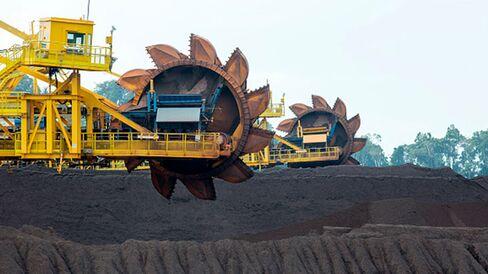Rio Tinto 1Q Iron Ore Production Up 12%