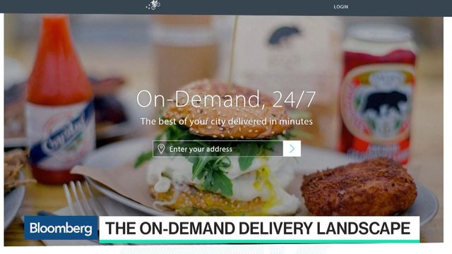 Postmates Secures $141 Million in a 'Super, Super Difficult' Fundraising Effort