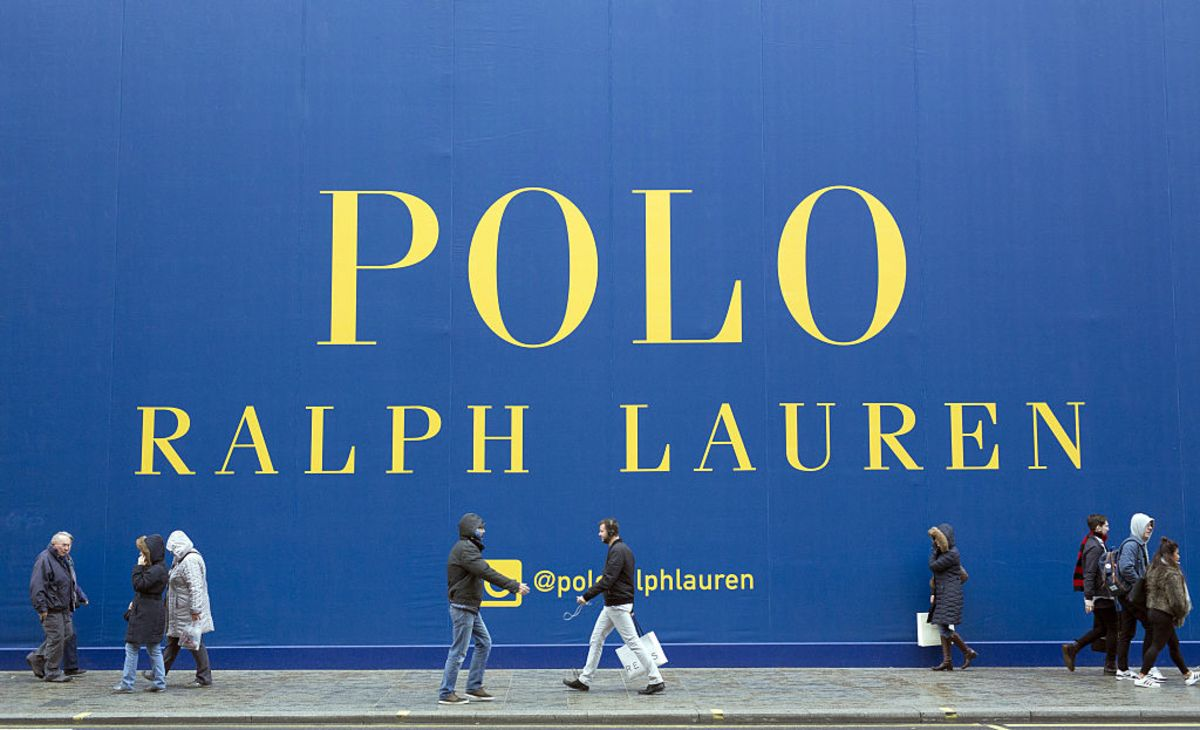 Ralph Lauren Fires a Warning Shot at Department Stores - Bloomberg Gadfly