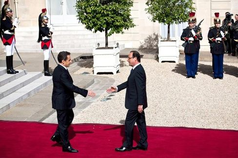 Sarkozy Is in Police Custody???and Still More Popular than France's Current President