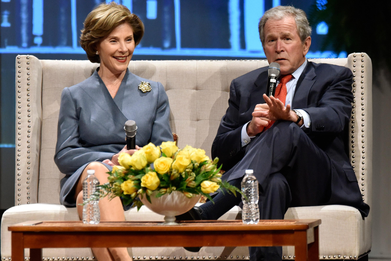 Bush Fireside Chat
