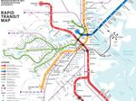 relates to Map Battle of the Day: Pick Boston's Best Subway Map Redesign