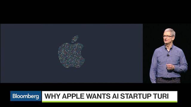 Apple Said to Buy AI Startup Turi for About $200 Million ...