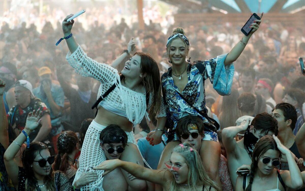 The Rise, and Urbanization, of Big Music Festivals