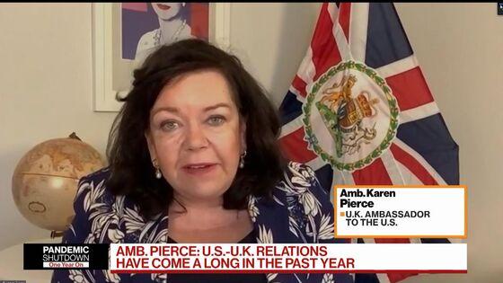 U.K.-U.S. Trade Talks Can Build on Trump's Plan, Envoy Says