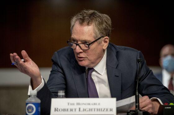 EU Gives Trump Trade Gift to U.S. Lobster Industry, GOP Senator