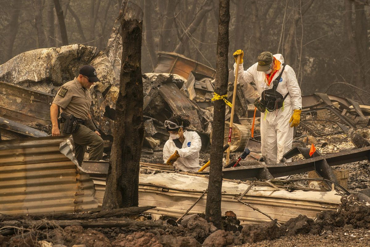 The West's Wildfires Collide With its Housing Crisis