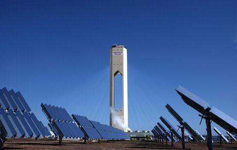 Abengoa Solar-Thermal Plant