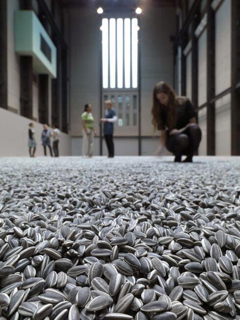 Ai Weiwei Sunflower Seeds