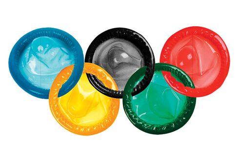 Top Secret: Durex's Olympic Condoms