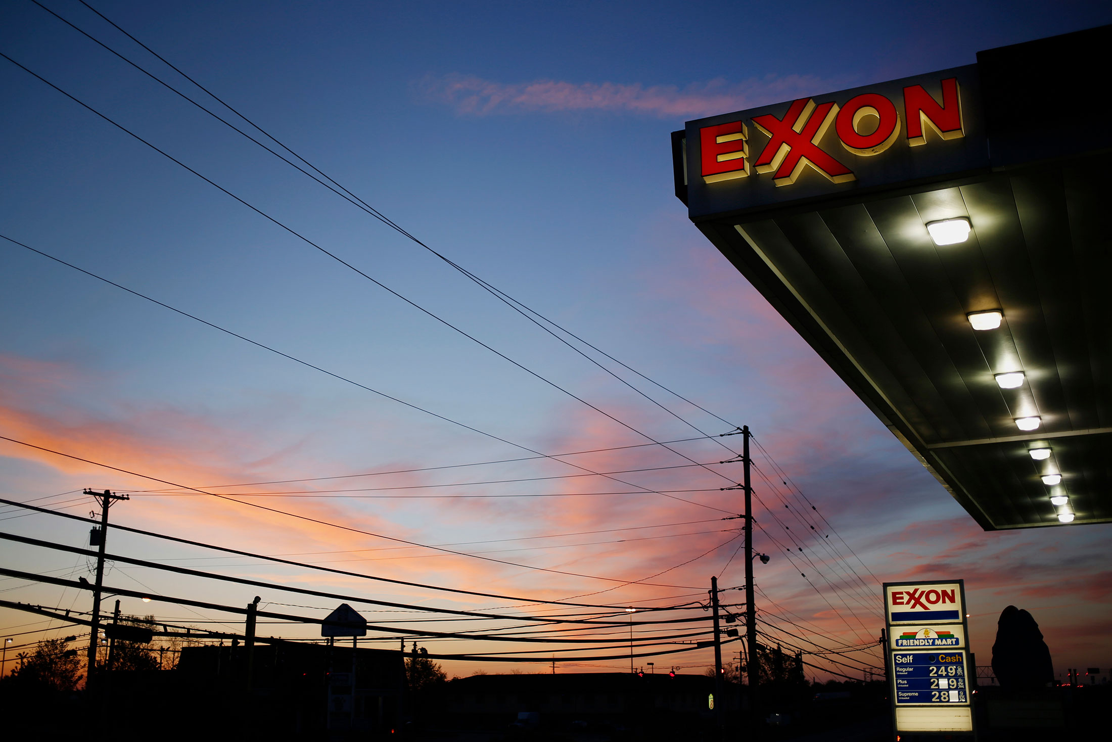 Exxon chooses war against climate change investigation