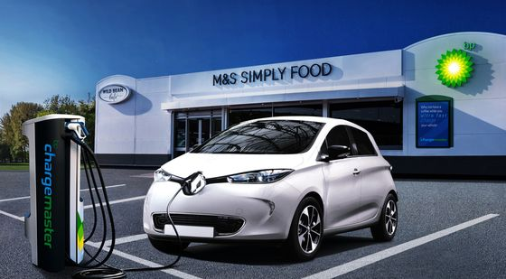 BPBuys Britain's Largest Electric Vehicle Charging Company